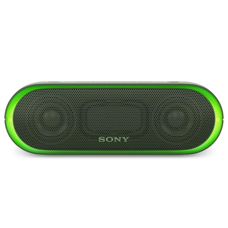 Sony Singapore SRS-XB20 Extra Bass Portable Wireless Speaker with Bluetooth® (Green) Singapore