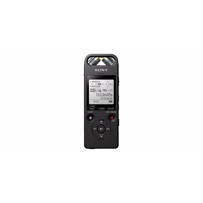 Sony Singapore SX2000 Digital Voice Recorder with Built-In USB (Black) Singapore