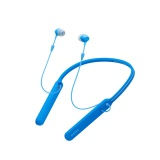 Price Comparisons Of Sony Singapore Wi C400 Wireless Neckstyle In Ear Headphones Blue