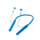 Shop For Sony Singapore Wi C400 Wireless Neckstyle In Ear Headphones Blue