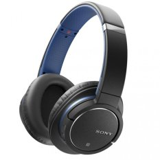Promo Sony Singapore Zx770Bn Noise Cancelling With Bluetooth Headphone Blue