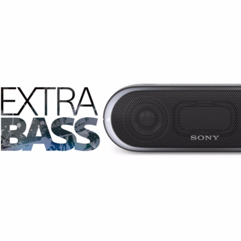 Sony SRS-XB20 Bluetooth Speaker Extra Bass Singapore