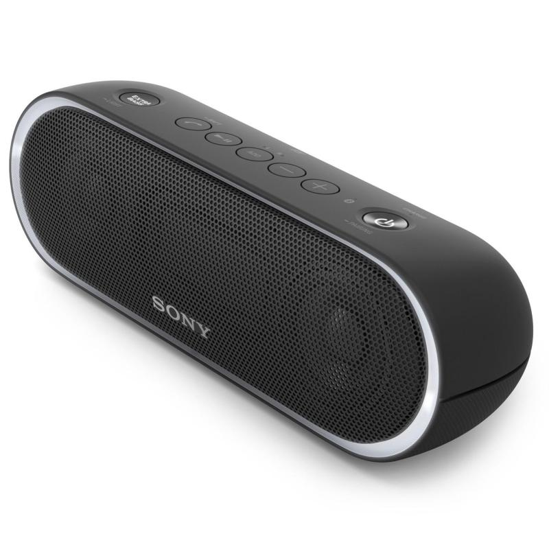 SONY SRS-XB20 Extra Bass Bluetooth NFC Wireless Speaker - Black Singapore
