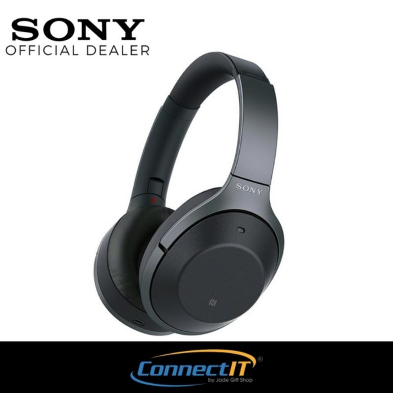 Sony WH-1000XM2 (Black) Bluetooth Noise Cancelling Headphones (Local Warranty). Singapore