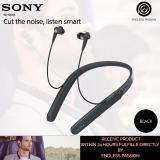 Sony Wi 1000X Premium Noise Cancelling Wireless Behind Neck In Ear Headphones Black Gold Coupon