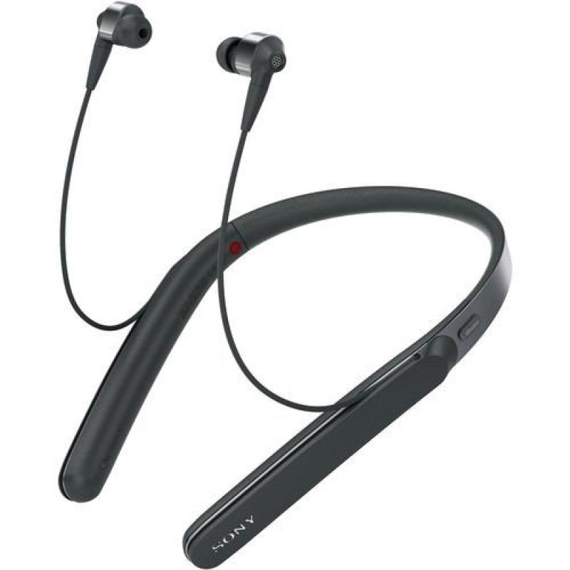 Sony WI-1000X Wireless Noise-Canceling Headphones - [Black] Singapore