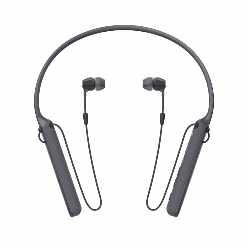 Sony WI-C400 (1 Year Warranty) In-Ear Bluetooth Earphone - Black Singapore