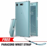 How To Buy Sony Xperia Xz1 Compact Case Ringke Fusion Crystal Clear Minimalist Transparent Pc Back Tpu Bumper Drop Protection Scratch Resistant Protective Cover For Xz1 Compact Intl