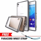 Low Cost Sony Xperia Z3 Case Ringke Fusion Crystal Clear Minimalist Transparent Pc Back Tpu Bumper Drop Protection Scratch Resistant Protective Cover For Xperia Z3 Intl