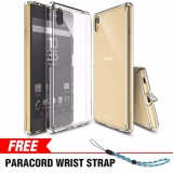 Sale Sony Xperia Z5 Case Ringke Fusion Crystal Clear Minimalist Transparent Pc Back Tpu Bumper Drop Protection Scratch Resistant Protective Cover For Xperia Z5 Intl Online South Korea