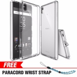 Sony Xperia Z5 Premium Case Ringke Fusion Crystal Clear Minimalist Transparent Pc Back Tpu Bumper Drop Protection Scratch Resistant Protective Cover For Xperia Z5 Premium Intl Online