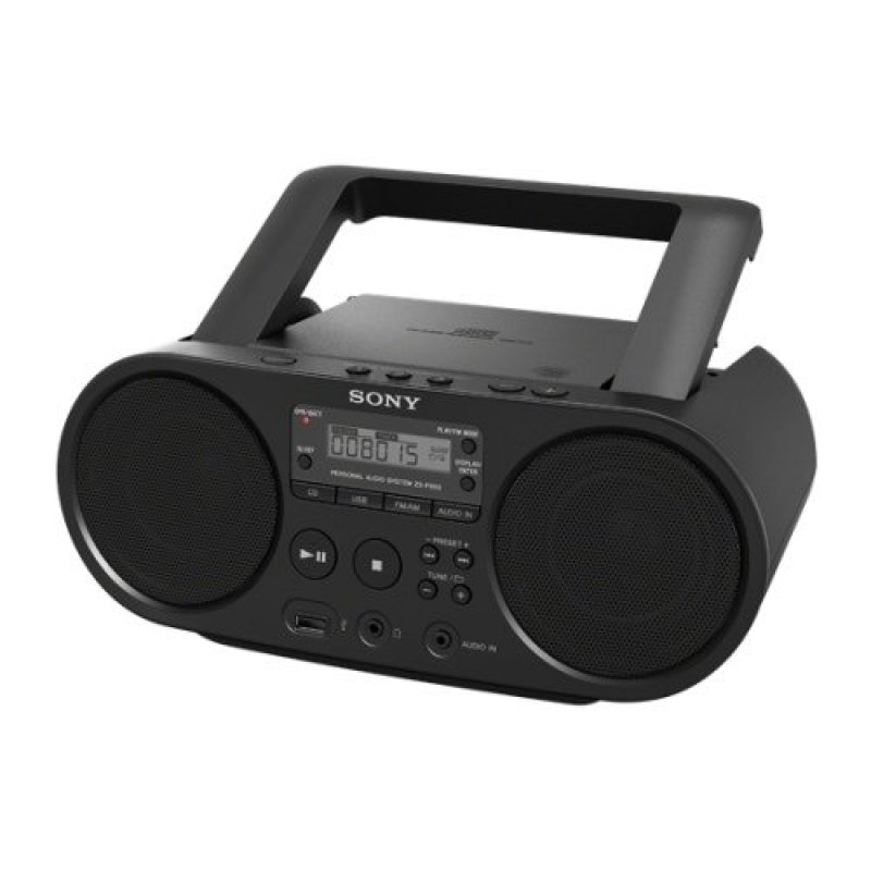 Sony ZS-PS50 Portable CD Boombox Singapore