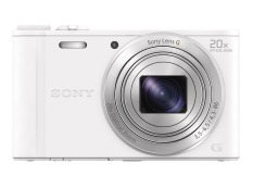 Buy Sony Singapore Cyber Shot Wx350 Compact Digital Camera With 20X Optical Zoom White Cheap Singapore