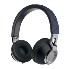 Great Deal Sound Intone Cx 05 Headphones Stereo Headset Blue Export