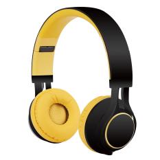 Best Price Sound Intone Hd30 Yellow Headphones Stereo Headset Export