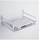 Coupon Space Aluminum Top Box Rack Plus Tv Rack Dvd Bracket Shelf Intl