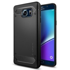 Discounted Spigen Case Rugged Armor For Galaxy Note 5 Black