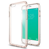 Low Cost Spigen Case Ultra Hybrid For Iphone 6S 6 Rose Crystal