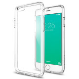 Coupon Spigen Case Ultra Hybrid For Iphone 6S Plus 6 Plus Crystal Clear