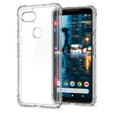 Discount Spigen Google Pixel 2 Xl Case Crystal Shell Spigen Singapore