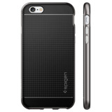 Where To Shop For Spigen Iphone 6 6S 4 7 S 6 Neo Hybrid Series Gunmetal