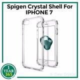 Who Sells Spigen Iphone 7 Crystal Shell Air Cushion Technology Case Cheap
