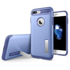 Buy Spigen Iphone 7 Plus 5 5 Inch Slim Armor Violet 043Cs20312