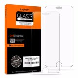 Compare Prices For Spigen Iphone 8 7 Tempered Glass Screen Protector 2 Pack