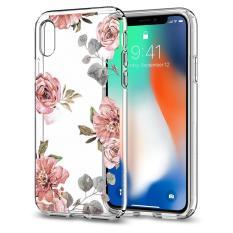 Top Rated Spigen Iphone X Case Liquid Crystal Aquarelle