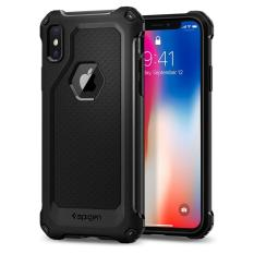 Lowest Price Spigen Iphone X Case Rugged Armor Extra