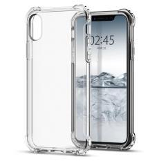 Spigen Iphone X Case Rugged Crystal Spigen Cheap On Singapore