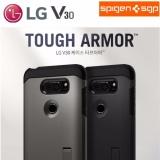 Buy Spigen Lg V30 Premium Case Tough Armor Black 100 Original Intl On South Korea