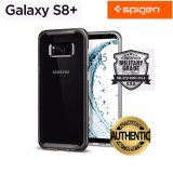 Spigen Premium Case For Samsung Galaxy S8 Plus Neo Hybrid Crystal Gunmetal Dual Layered Protect Intl Best Price