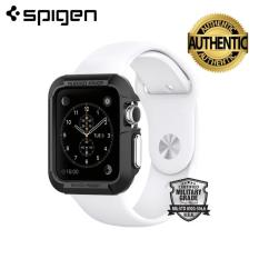 Spigen Rugged Armor Apple Watch Series 1 2 42Mm Cases White Black 100 Original Intl For Sale Online
