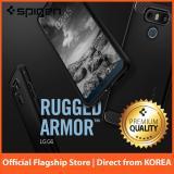 Coupon Spigen Rugged Armor Case For Lg G6 Black