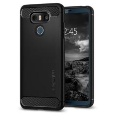 Who Sells Spigen Rugged Armor For Lg G6 Black The Cheapest