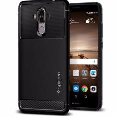 Sale Spigen Rugged Armor Series Case For Huawei Mate 9 Black Online On Singapore
