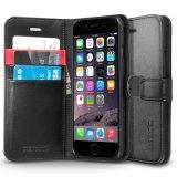 Buy Spigen Wallet S Case For Iphone 6 6S 4 7 Black Spigen