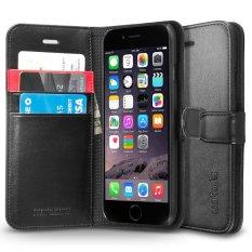 Who Sells Spigen Wallet S Case For Iphone 6 6S 4 7 Black Cheap