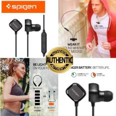Best Price Spigen Wireless Bluetooth 4 1 R32E Earphones 100 Original Intl