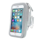 Discount Sports Armband Cellphone Armbag Touchscreen Pouch Multifunctional Pockets Outdoor For Iphone7 7 Plus 6 6S 6Plus 5 5S 5C Galaxy Card Holder Jogging Running Intl