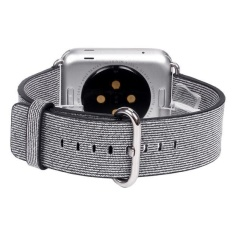 Store Sports Woven Nylon Silicone Bracelet Strap Band For Apple Watch 42Mm Wh Intl Oem On China