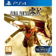 Get Cheap Square Enix Ps4 Final Fantasy Type Hd R1 English