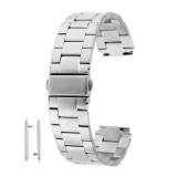 Buy Stainless Bead Hidden Butterfly Buckle Closure Replacement Strap Bracelet Band For Huawei Watch Intl On Hong Kong Sar China