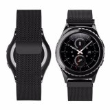 Retail Stainless Steel Mesh Milanese Magnetic Loop Wrist Band Bracelet Strap For Samsung Galaxy Gear S3 Classic Sm R770 S3 Frontier Sm R760 Sm R765 Smart Watch Intl