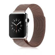 Promo Stainless Steel Milanese Magnetic Loop Strap Watch Bands For Apple Watch Iwatch 38Mm Intl