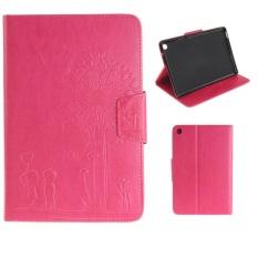 Stand Shell Protective Bumper Dandelion Pattern Cover Filp Tablet Case For Asus Zenpad S 8 Z580Ca 8 Intl Deal
