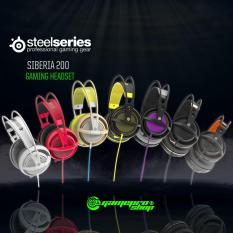 Steelseries Siberia 200 Headset (White) *GSS PROMO*