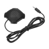 Buy Stereo Omnidirectional Condenser Microphone Mic 3 5Mm Connector For Meeting Business Conference Desktop Computer Intl Not Specified Online