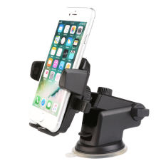 Shop For Stretch Vehicle Mounted Mobile Phone Stand Windshield Dashboard Car Cradle 360 Degree Rotatable Telescopic Universal Phone Holder Car Gps Navigation Bracket Mount For 6 5 Inches Cell Phone Intl